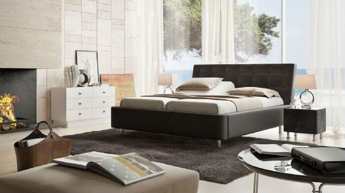 מיטה זוגית סיישל-1