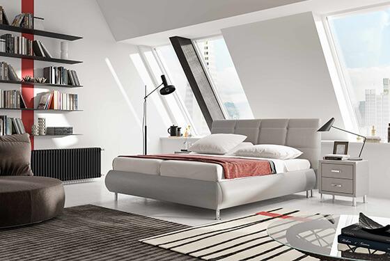 מיטה זוגית בנטון